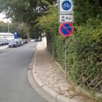 Fahrradstraße Äußere Badstraße