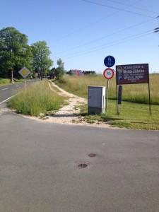 Radweg Neuhaidhof