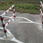 Umlaufsperren sind Schikanen für den Radverkehr.